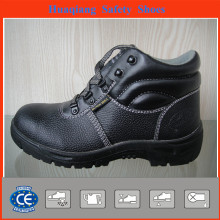 Professional Black MID-Cut Safety Shoe (HQ1537)