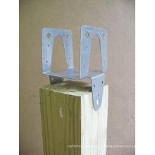 H-Form-starke Riegel-Metallklotz-Verbindungsstücke Holz-Verbindungsstück