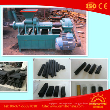 High Convert Ratio Coal Dust Extruder Machine