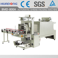 Automatic PE Film Thermal Shrink Heat Shrinking Wrapping Machine