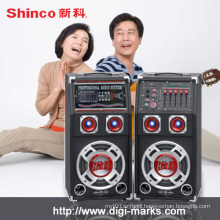Elegent High Quality Professional Speaker for Home Party