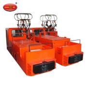 CJY7/6GP 7T Electric Trolley Underground Mining Locomotive