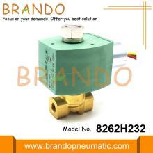 8263H232 / 8263D232 Brass Solenoid Valve ASCO Type