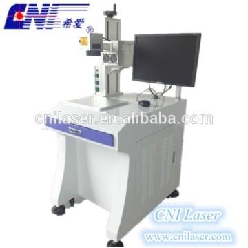 IR-Laserbeschriftungsanlage zur Kunststoffbeschriftung