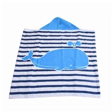 Poncho-Handtuch mit Digitaldruck