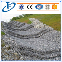 Gabion box untuk rock fall protection