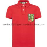 Custom Made Slim Fit Formal Polo Shirts (ELTMPJ-186)