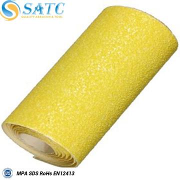 Ferramenta abrasiva de rolo de lixa abrasivo para polimento