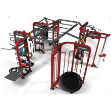 Synrgy 360 multi station gym equipment/corssfit machine XR5506B