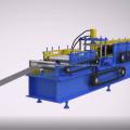 41x21 Steel Strut Channel Профилегибочная машина
