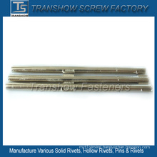 Nickle Plated Carbon Steel Straight Pins