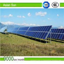 Soalr энергии питания системы Strcture (1 МВт)