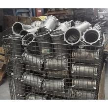 Peças de fundição de areia de alumínio