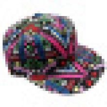 Capuchon floral Snapback avec plateau plat Sb1585