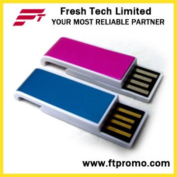 512MB~16GB UDP Sliding USB Flash Drive with Your Logo