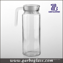 1L High Quality Glass Pitcher with Cover (GB1104BJ)