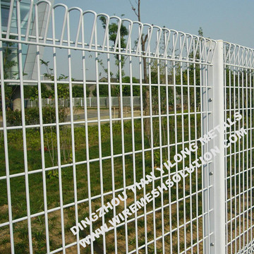 50x150mm Anti Climb Roll Top Fence