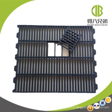 Système de plancher de porc plancher de haute qualité de fonte de fonte ductile pour des truies / des planchers de fonte pour le porc