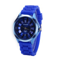 2016 Fashion Girls Flower Silicone Wrist Watches