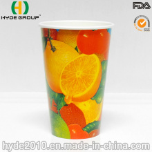 Disposable Double PE Coated Soda Cold Drink Printed Paper Cup