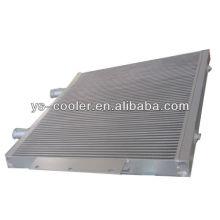 Intercooler de agua para construcción radiador de vehículos / vehículos / intercambiador de calor de agua a aire