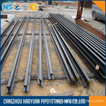 Massive Selection for Train Steel Rail U71Mn 50Mn p38 38kg  railroad steel rail supply to Togo Suppliers