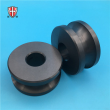 industrial silicon nitride ceramic Si3n4 roller wheel caster