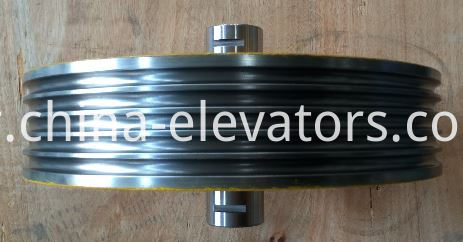 Elevator Counterweight Pulley