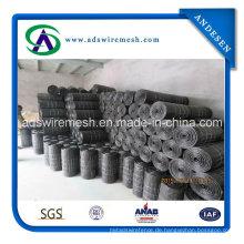 Full Black Silt Fence (hoher UV-Schutz)