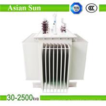 630kVA Ölbad Ringkern Transformator für die Stromversorgung (33/11KV)