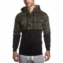 Fitness hoodies autumn gymwear mens pullover hoodies