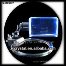 K9 Blank Crystal pour la gravure laser 3D BLKG072
