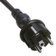 3 prong us ac power cord cable