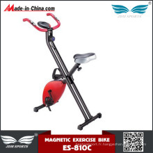 Équipement de gym sportive Vélo d'exercice pliant