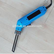 """100mm 4 """"110W Professional Handheld Hot Wire Cutting Knife Tool EPS EVA coupe à main coupeur de mousse électrique portable GW8109"""