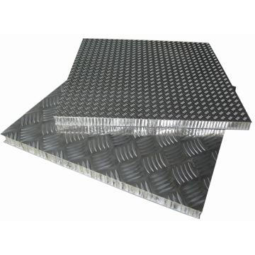 Anti-Slip-Aluminium-Wabenplatten für Bühnenboden