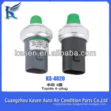 Car air conditioning pressure switch for TOYOTA 4-plug