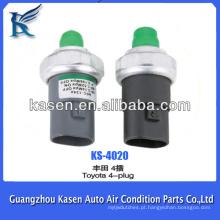 Pressostato de ar condicionado para TOYOTA 4-plug
