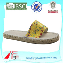 Импорт летом мода дешево леди женщина пляж тапочки Китай