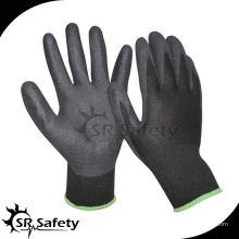 SRSAFETY 13G нейлоновые трикотажные нитриловые ручные перчатки производители в Китае