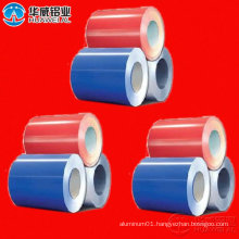 color coated aluminum steel coil