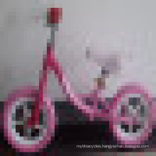 "12"" Kids Balance Bike / Bicycle with Ce Test Reports"