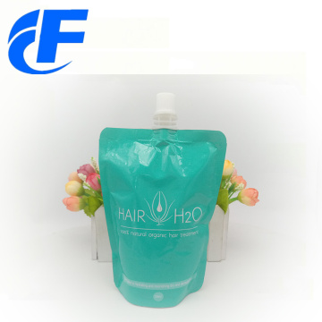 Customized liquid pouch spout plastic drink bag