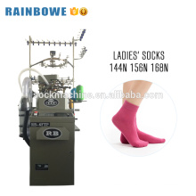 China factory equipment sock knitting machine price used for cotton nylon socks making