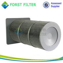 Industrielle Aluminium Pulver & Zink Staub Aluminium Pulver & Zink Staub Filterpatronen