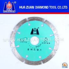 Lame de coupe de diamant fritté 115mm (HZLB04115)