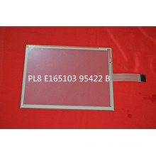 10.4 inch 8 wire resistive touch screen for 3M