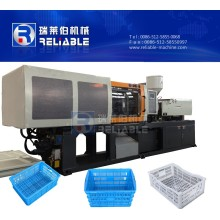 Automatic Plastic Product Injection Molding Machine with Servo Motor