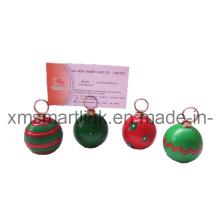 Polyresin Christmas Ball Clip Holder