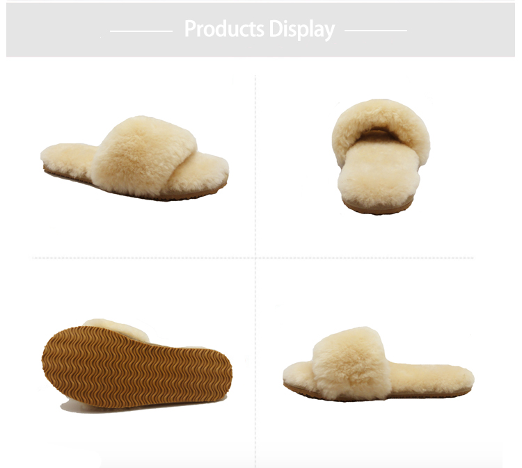 Popular fashion indoor women's slippers